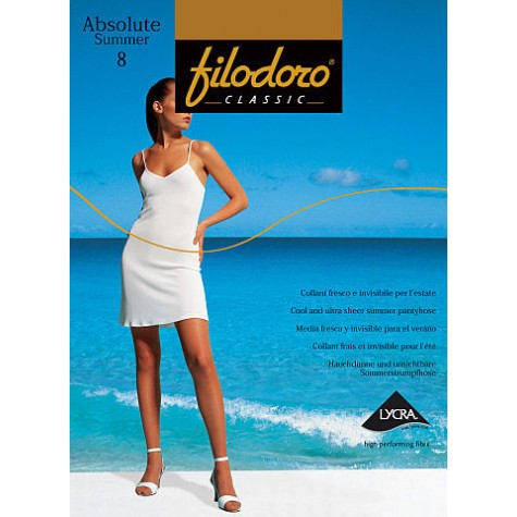 Колготки Filodoro Absolute Summer 8 XL