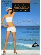Колготки Filodoro Absolute Summer 8 Vita Bassa