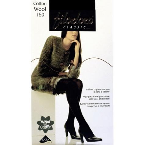 Колготки Filodoro Cotton Wool 160