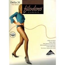 Колготки Filodoro Delia 20 Vita Bassa