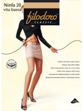 Колготки Filodoro Ninfa 20 Vita Bassa
