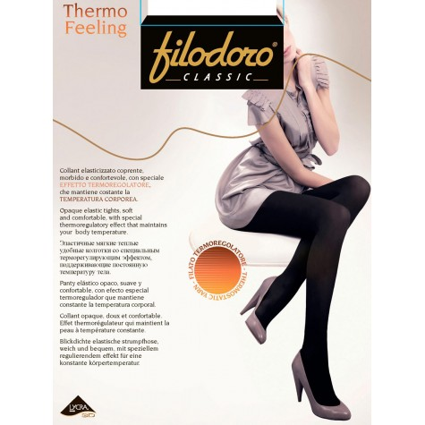 Колготки Filodoro Thermo Feeling 100