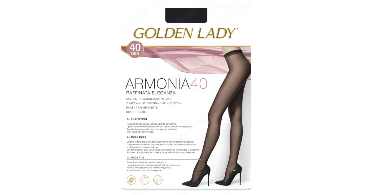 Golden lady online