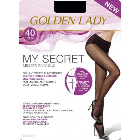 Колготки Golden Lady My Secret 40 (бесшовные)