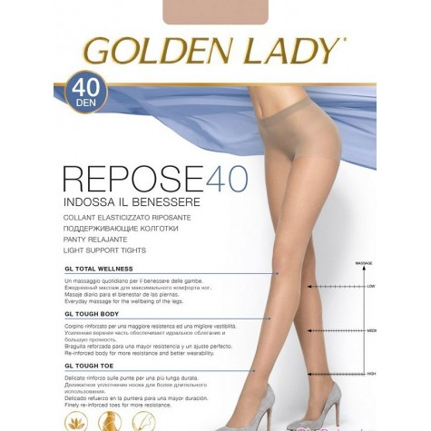 Колготки Golden Lady Repose 40