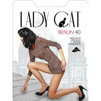 Колготки LadyCat Berlin 40 XL
