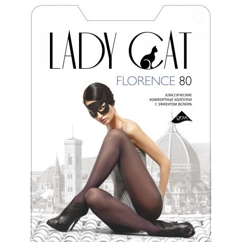 Колготки LadyCat Florence 80 XL