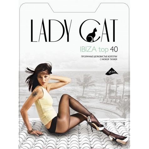 Колготки LadyCat Ibiza top 40