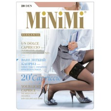 Чулки MiNiMi Capriccio 20