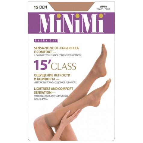 Гольфы MiNiMi Class 15 (2 пары)