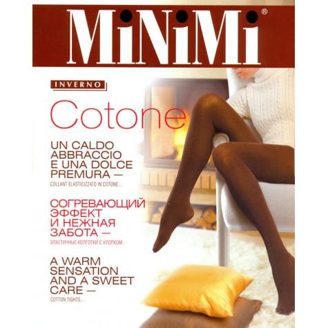 Колготки MiNiMi Cotone 250 maxi