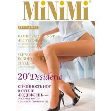 Колготки MiNiMi Desiderio 20 NUDO