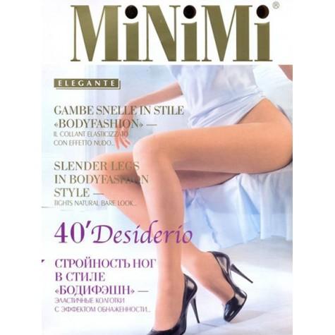 Колготки MiNiMi Desiderio 40 NUDO