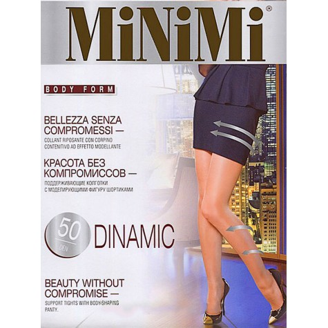 Колготки MiNiMi Dinamic 50 (утяжка торса)
