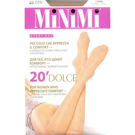Гольфы MiNiMi Dolce 20 (2 пары)