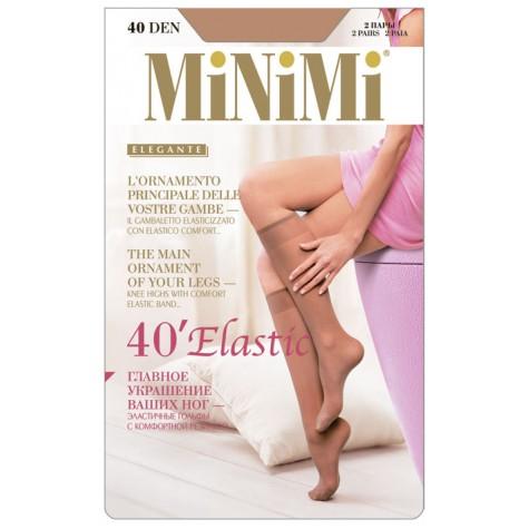 Гольфы MiNiMi Elastico Lycra 40 (2 пары)