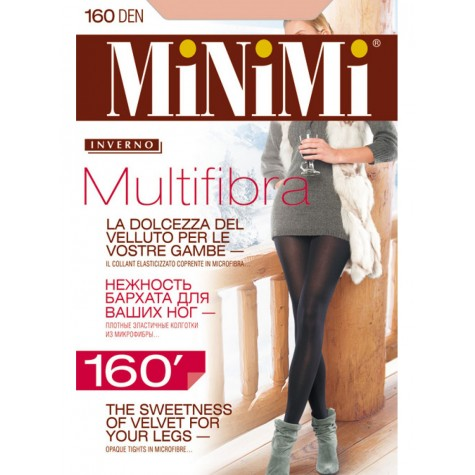 Колготки MiNiMi Multifibra 160 3D