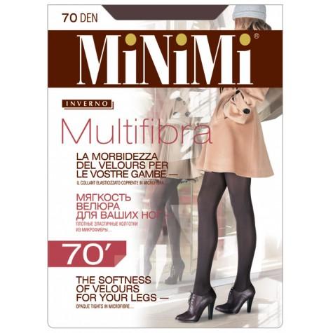 Колготки MiNiMi Multifibra 70 3D