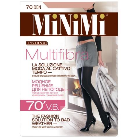 Колготки MiNiMi Multifibra 70 Vita Bassa 3D