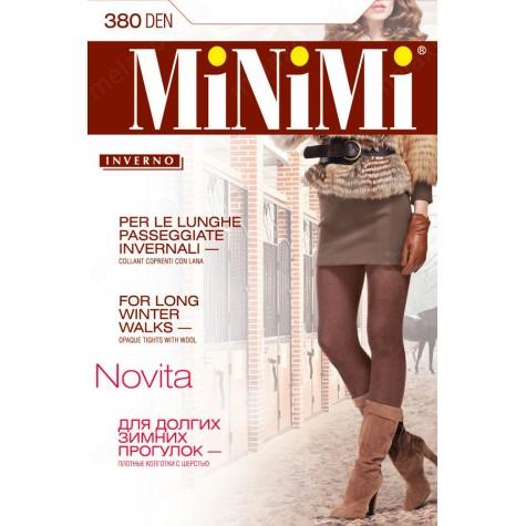 Колготки MiNiMi Novita 380 (шерсть)