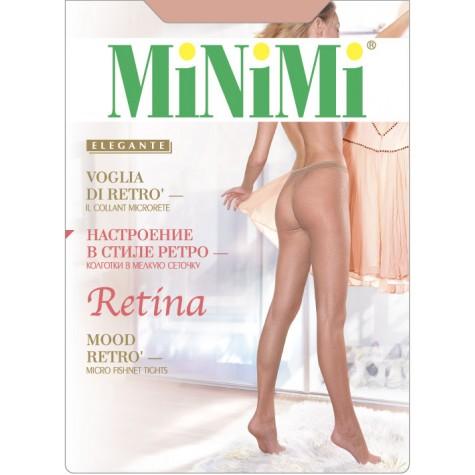 Колготки MiNiMi Retina (Сетка)