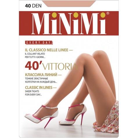 Колготки MiNiMi Vittoria 40 (шортики)