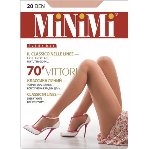 Колготки MiNiMi Vittoria 70 (шортики)