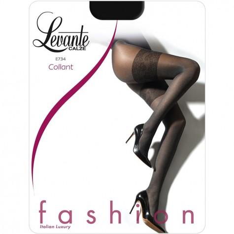 Колготки Levante E734 (с имитацией чулок)