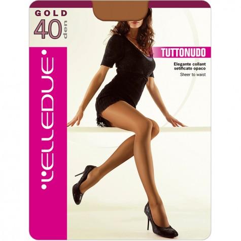 Колготки L'Elledue Gold 40 XXL
