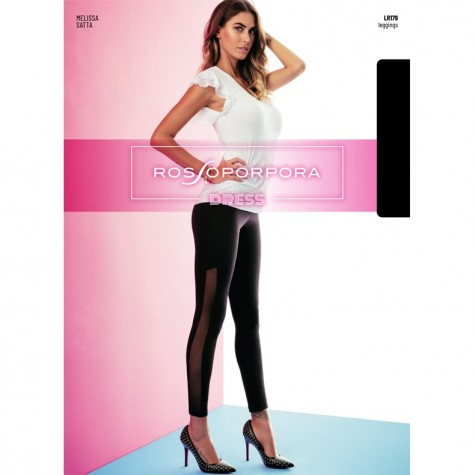 Легинсы Rossoporpora LR179 Leggings Lungo Con Bonda Donna Singolo