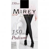Колготки Mirey Podium 150 (с геометрическим рисунком сзади)