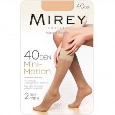 Гольфы Mirey Mini-Motion 40 (2 пары)