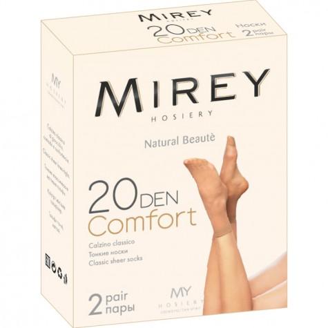Носки Mirey Comfort 20 (2 пары)