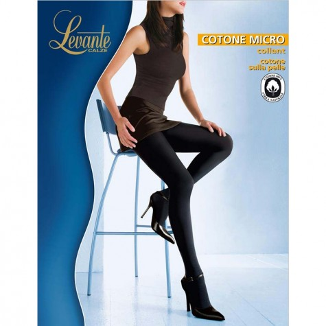 Колготки Levante Cotone Micro XXL