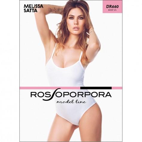 Боди Rossoporpora DR660 Bodi Spalla Stretta