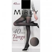 Колготки Mirey Tango Lurex 40 (с имитацией сетки с люрексом)