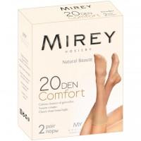 Гольфы Mirey Comfort 20 (2 пары)