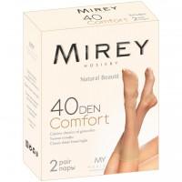 Гольфы Mirey Comfort 40 (2 пары)