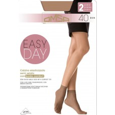 Носки Omsa Easy Day 40 Calzino (2 пары)