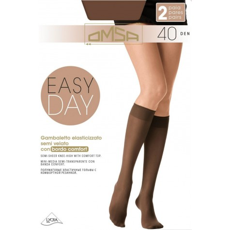 Гольфы Omsa Easy day 20