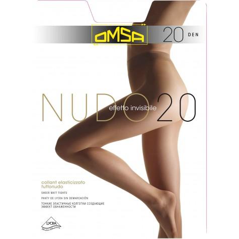 Колготки Omsa Nudo 20