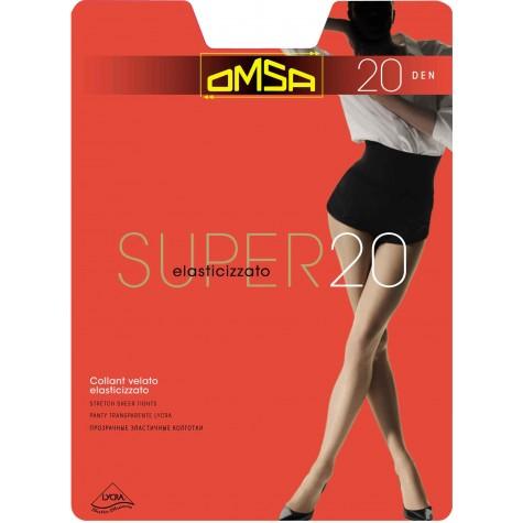 Колготки Omsa Super 20