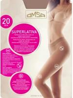 Колготки Omsa Superlativa 20 (бесшовные)
