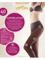 Колготки Omsa Superlativa 40 (бесшовные)