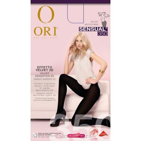 Колготки ORI Sensual Collant 350 (Микрафибра, матовые)