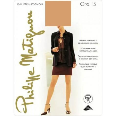 Колготки Philippe Matignon Oro 15