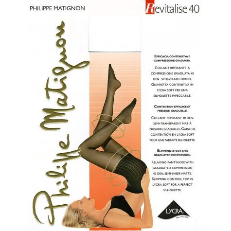 Колготки Philippe Matignon Revitalise 40