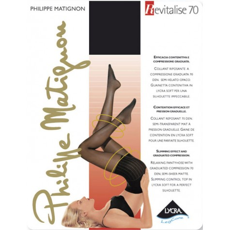 Колготки Philippe Matignon Revitalise 70