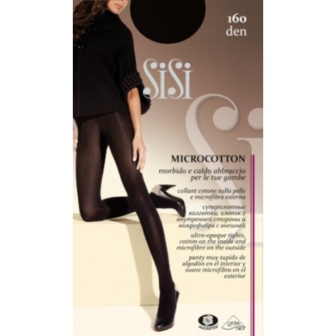 Колготки Sisi Microcotton 160 XL